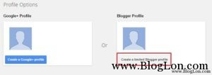 Create-a-limited-blogger-Profile