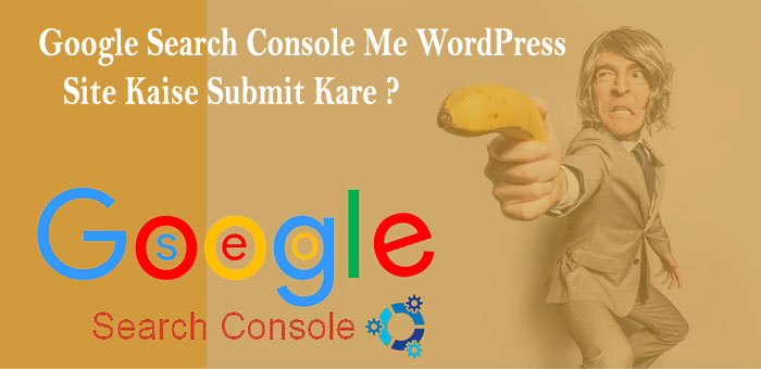 Submit Site To Google Search Console