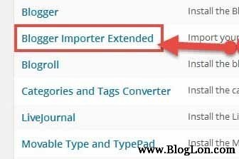 Blog Importer