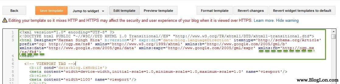 FB namespace