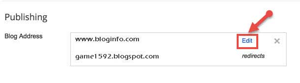 Custom domain added