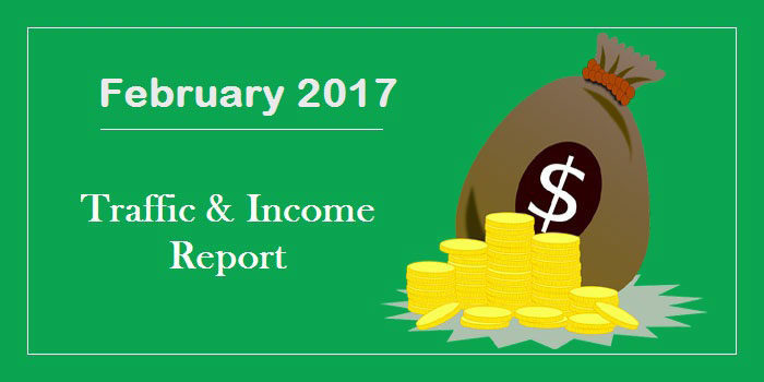 Bloglon Fourth Traffic and Income Report February 2017