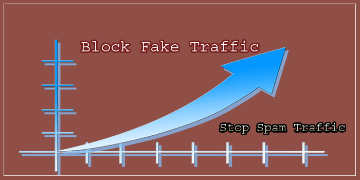 WordPress Website Par Spam Traffic Block Kaise Kare (Fake Traffic)