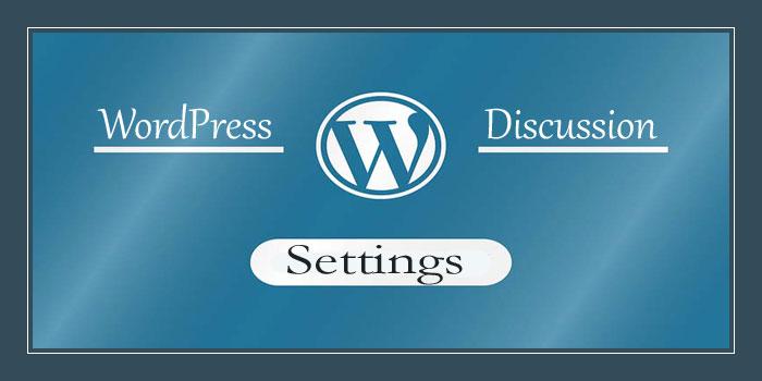 Wordpress Discussion Settings Kaise Karte Hai Puri Jankari