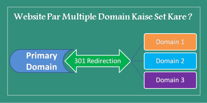 WordPress Blog Par Multiple Domain Kaise Set Karte Hai